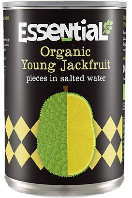 Essential Young Jackfruit Pieces In Salted Water (400g)