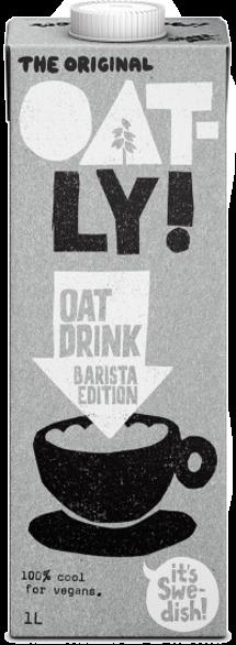OATLY Barista Oat Drink 1 Litre