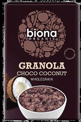 Biona Chocolate Crunchy (375g)