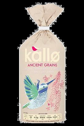 Kallo Ancient Grains Amaranth & Linseed Corn Cake Thins (150g)