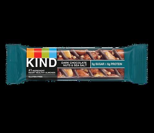 Kind Nut Bars Dark Chocolate Nuts & Sea Salt