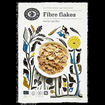 Doves Farm Fibre Flakes (375g)