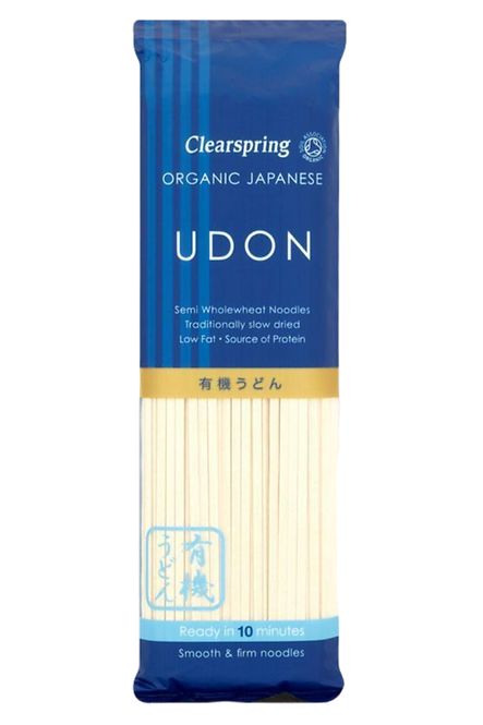 Clearspring Organic Udon Noodles 250g - Wheat
