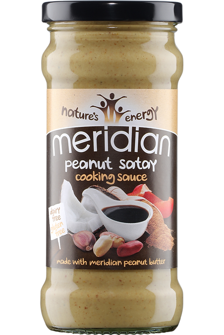 Meridian Free From Peanut Satay Cooking Sauce 350g
