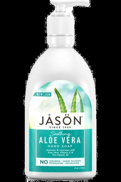 JASON Soothing Aloe Vera Hand Soap