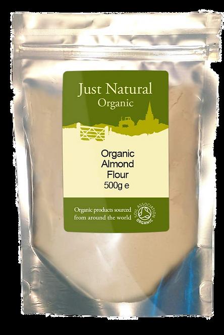 Just Natural Organic Almond Flour 500g
