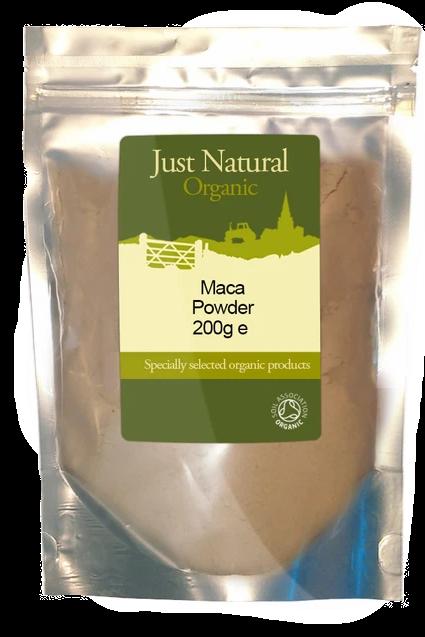 Just Natural Organic Maca Powder 200g