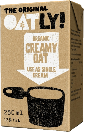OATLY Oat 'Cream' 250ml