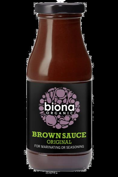 Biona Organic Brown Sauce 270g