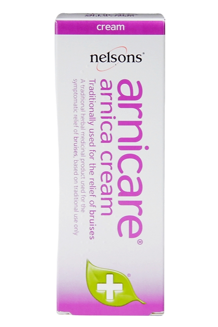 Nelsons Arnica Cream for Bruises 30g