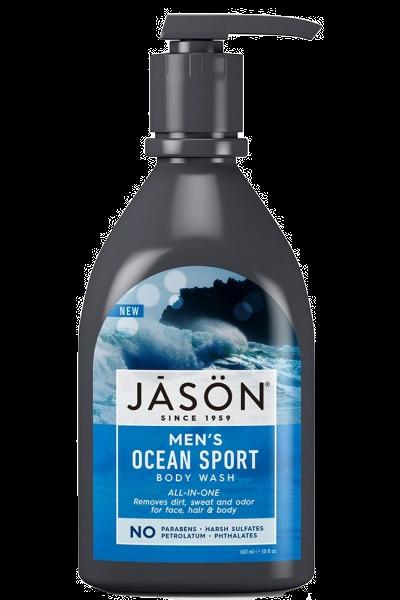 JASON ALL-IN-ONE Men's Ocean Sport Body Wash