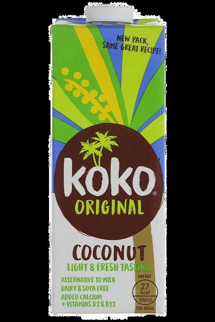 Koko Coconut Milk Drink Original 1L