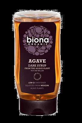 Biona Agave Nectar Dark (250ml)