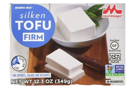 Mori-Nu Silken Tofu [Firm] 349g