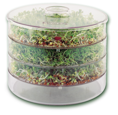 A.Vogel BioSnacky® 3-Tier Sprouter