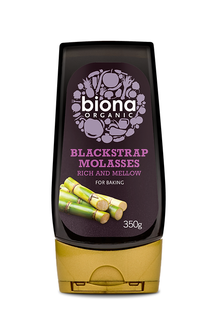 BIONA ORGANIC Blackstrap Molasses