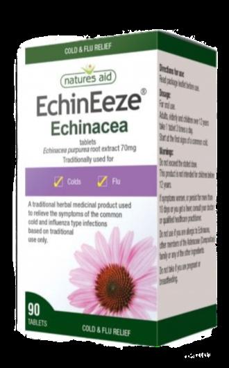 Natures Aid EchinEeze (Echinacea) 90