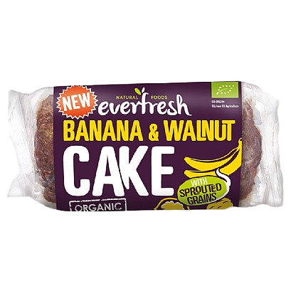 Everfresh Banana & Walnut Cake (300g)