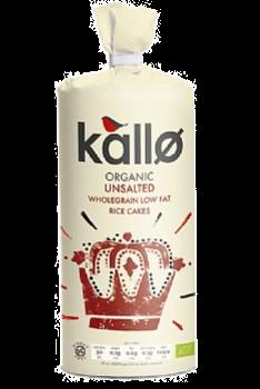 Kallo Thick Slice Rice Cakes (130g)
