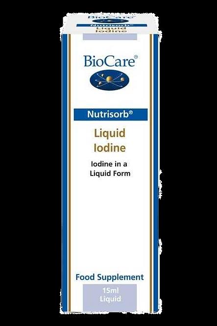 BioCare Nutrisorb® Iodine 15ml