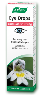 A.Vogel Eye drops containing Euphrasia and Hyaluronic Acid 10ml