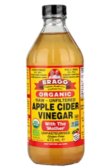 Bragg Organic Apple Cider Vinegar with The Mother 473ml