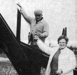Mariette et Gilbert Villez