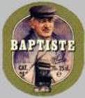 Etiquette Baptiste 1988
