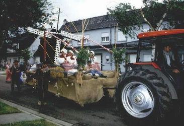 Cortège des Marmousets 1990