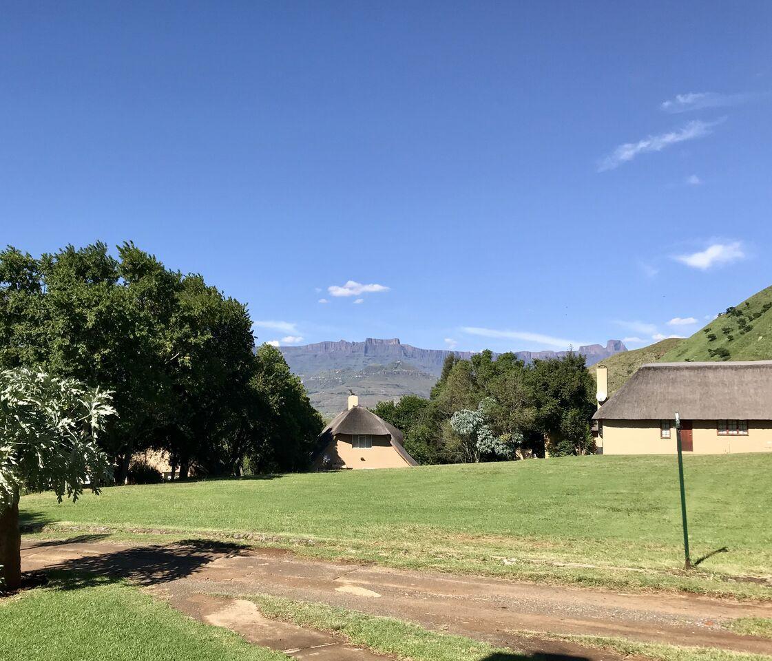 upper cottage area