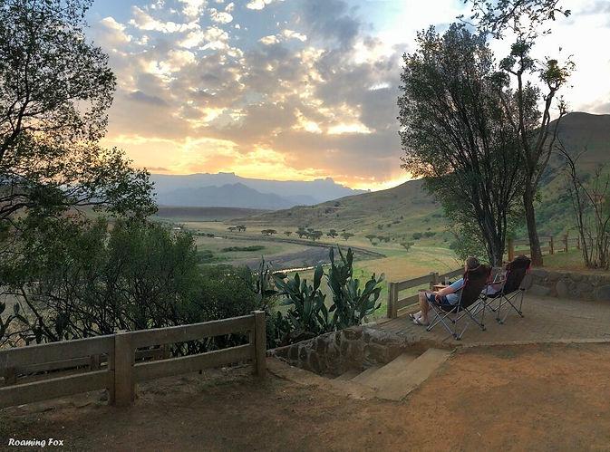 Maloti+Drakensberg+Amphitheatre+view+fro