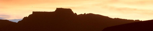 Sundown(ers) in the Drakensberg