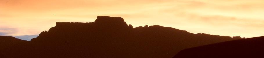Sundown(ers) in the Drakensberg