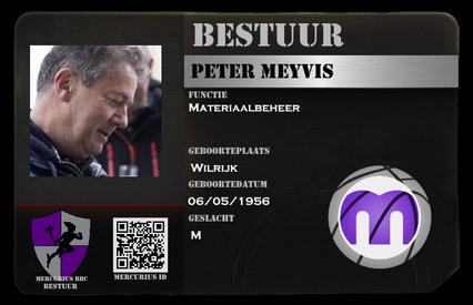 Peter Meyvis