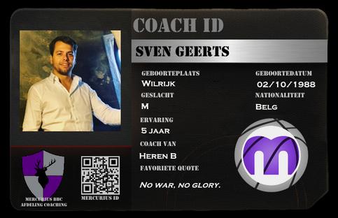 Sven Geerts