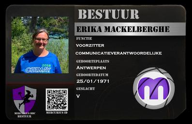 Erika Mackelberghe