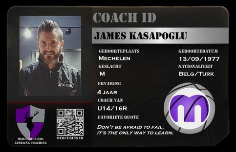 James Kasapoglu