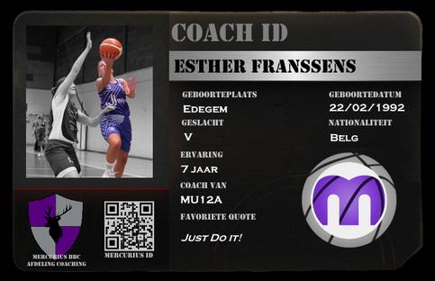 Esther Franssens