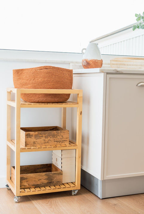 Acessórios de cozinha e arrumação