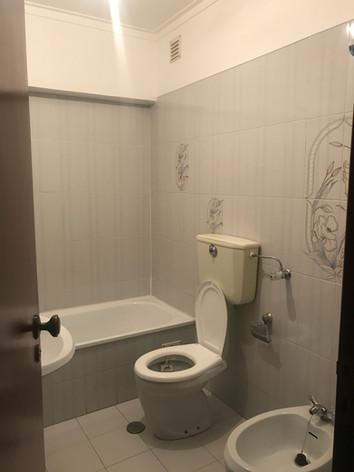 Antes da Casa de Banho Principal