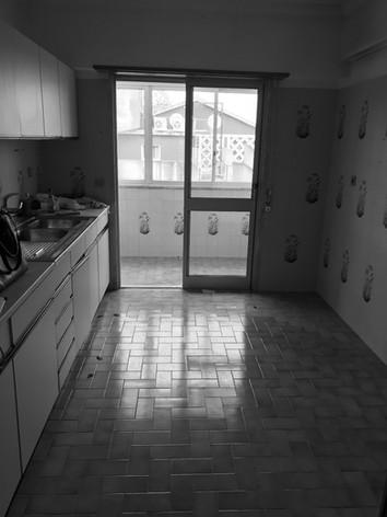 Antes - Cozinha