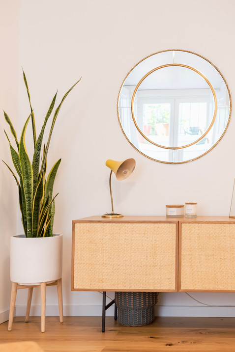 Reabilitação de apartamento em alfama - Decoração de sala