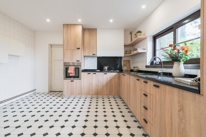 Remodelação de cozinha de campoRemodelação de cozinha de campo
