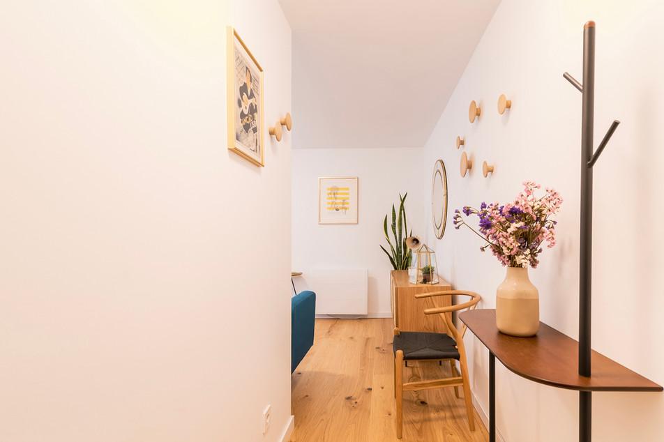Reabilitação de apartamento para alojamento local
