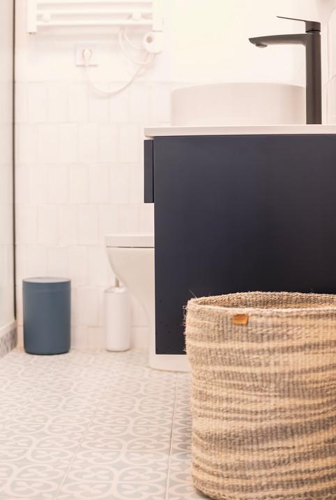 Reabilitação de apartamento em alfama - casa de banho