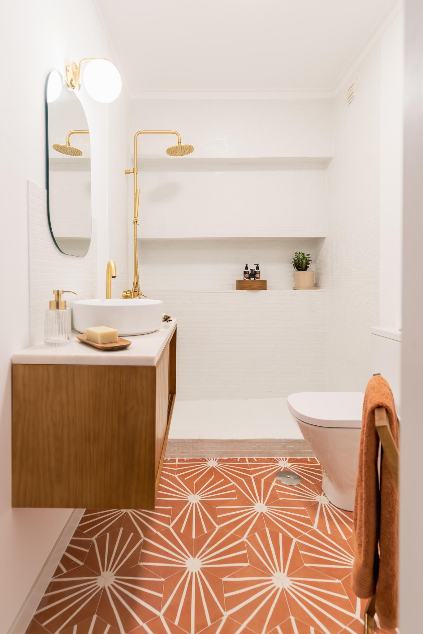 Reabiltação de casa de banho