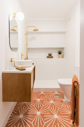 Reabilitação de casa de banho