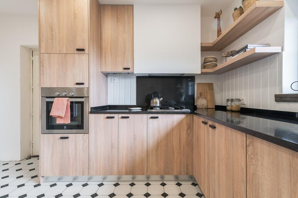 Remodelação de cozinha de campo