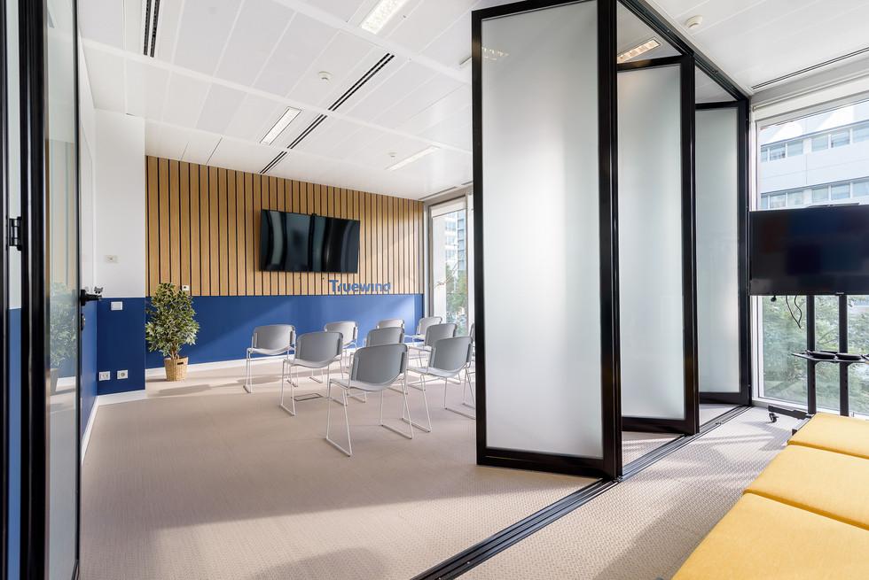 Decoração de escritórios - sala de reuniões