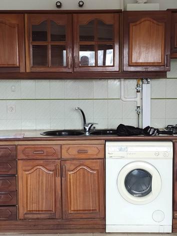 Cozinha - Antes